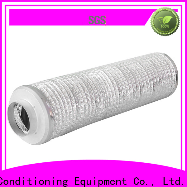 Xuanyuan 150mm acoustic flexible duct design for Air Conditioning