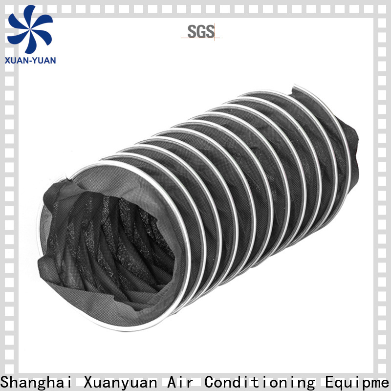 single layer aluminum flex duct color china products online for ventilator