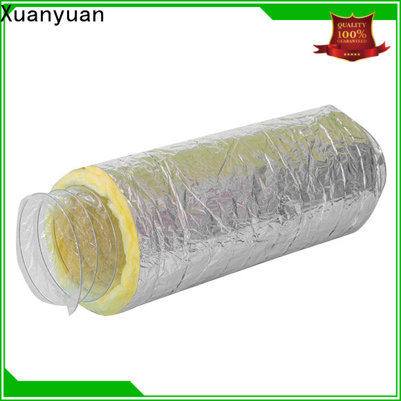Top 4 inch insulated duct company for bath heater ventilation