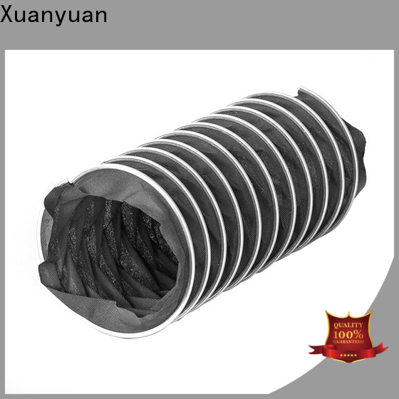 Xuanyuan 9 inch flexible duct company for fresh air system ventilation