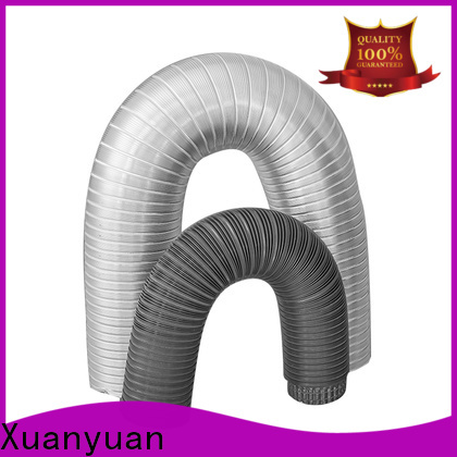 High-quality semi rigid metal duct manufacturers for havc