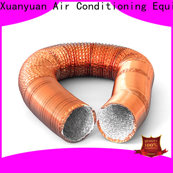 Xuanyuan canvas flexible duct Suppliers for bath heater ventilation
