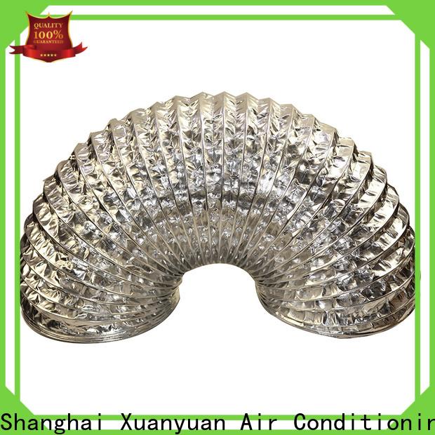 Xuanyuan aluminium flexible ducting Supply for havc