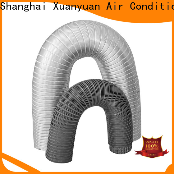 Xuanyuan Wholesale 6 semi rigid aluminum duct factory for fresh air system ventilation