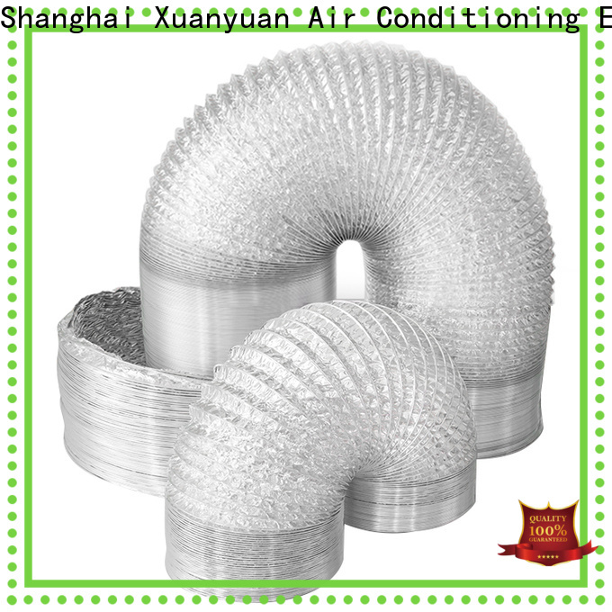 Xuanyuan harga flexible ducting 6 inch for business for ventilator